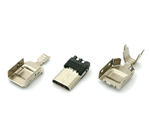 USB 2.0 Micro B Assemblable DIY Connector Plug Kit