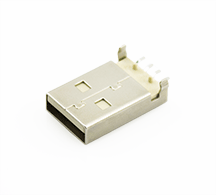 USB 2.0 Type A Connector Plug